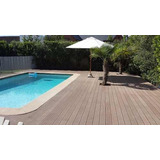 Deck Simil Madera Pvc Sin Mantenimiento (wpc)