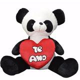 Peluches Gigantes Oso Panda 1,1 Metro (100%nuevos)