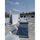 Calentador Solar Novosol 12 Tubos!!!