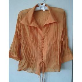 Camisa De Gasa Dama