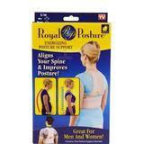 Corrector De Postura Lumbar Royal Posture Alinea Y- Dolor