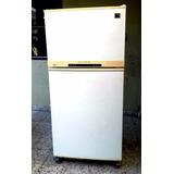 Heladera Daewoo Con Freezer Modelo Fr 660n