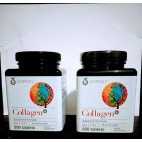Colageno Collagen Pastillas Americanas