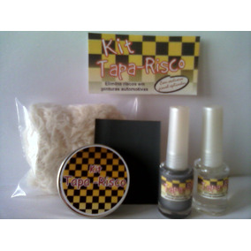 Tinta Prata Switchblade Tapa Riscos Retoque+kit+verniz*