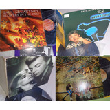 4 Lps Paul Mccartney, Beatles - Veja Foto