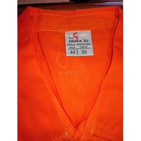 Camisa De Trabajo Homologada Grafa/distinto (sobrante Obra)