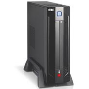 Gabinete K-mex Slim Mini Itx Gi-9d89 Com Fonte Pd-200