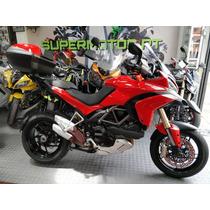 Ducati Multistrada 1200cc 2015 Unico Dueño