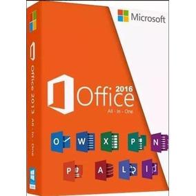 Office 2016 Pro Plus32/64 Bits + Invoice + Garantia Fpp