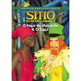 Sitio Do Pica Pau Amarelo, Poço Do Visconde E Saci