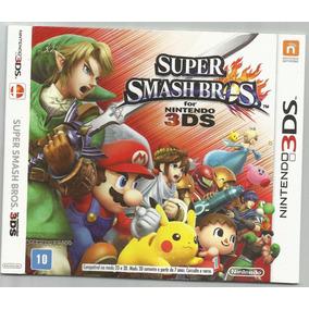 Super Smash Bros. 3ds, Com Luva