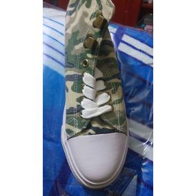 Oferton !!! Zapatillas Botitas Camufladas Muaa