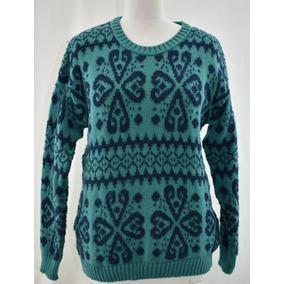 Sweaters Guarda Lana Tejido Importado Buzo Mujer M O L