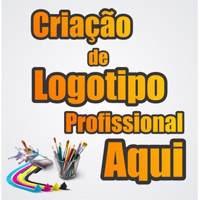 Logomarca Profissional Logotipo Logo - Criar Logo Marca