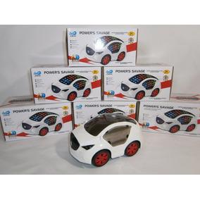 Carro Sport Con Sonido Luces Movimiento Para Niño Juguete
