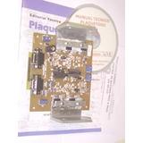 Control De Motores Paso A Paso (unipolar) Plaquetodo 4078