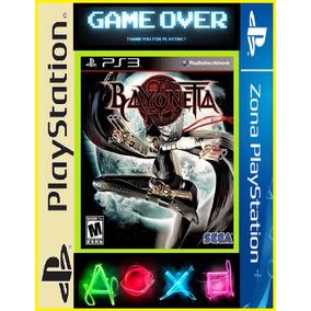 Bayonetta Ps3 Español (game Over)