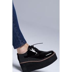 bc475fdfe4d Charol Mocasines En Zapatos Plataforma Mercado Mujer Libre Argentina  BgxgUq56