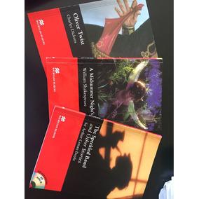 Libros De Texto En Inglés Editorial Macmillan Readers