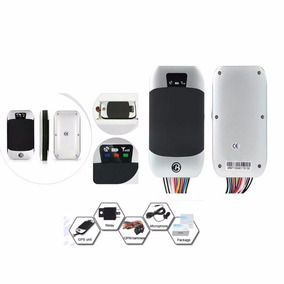 Gps Tracker Tk-303 Impermeable Antenas Integradas Ideal Moto