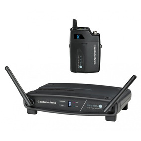 Sistema Microfono Inalambrico Audiotechnica Instrumento