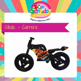 Camicleta Bicicleta Infantil Rodado 12 Moto Carrera Stkids