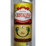 Cachaça Cristalina 500ml - Armazenada Tonéis Imburana