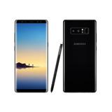 Celular Libre Samsung Galaxy Note 8 Negro