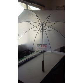 Paraguas /sombrilla Grande Mango Madera