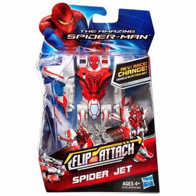 Spider-man Aracno-jet De Hasbro