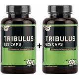 2x Tribulus Terrestris Optimum 100caps On 625mg Importado
