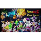 Dragon Ball Z Saga Freezer - Serie Animé Completa