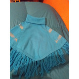 Poncho Talle 6