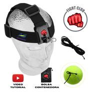 Boxeo Jab Reflex Premium C/s Guantes Foco Bolsa Agnovedades