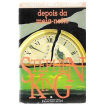 Livro Depois Da Meia Noite - Stephen King (raro)