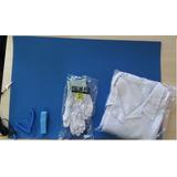 Kit Anti-estático 05pc (manta+cabo+pulseira+jaleco+luva Esd