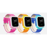 Reloj Gps Niños Q80, Localizador. Smart Watch