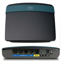 Router Linksys N 600 Ea2700la