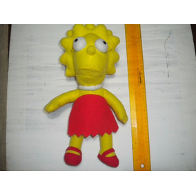 Peluche De Lisa Simpson. Original