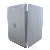 Ipad 2 3 4 Kit Com Smart Cover + Traseira Case Protetora
