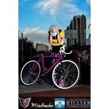 Bicicletas Fixie Fixed Carrera Rodado 28