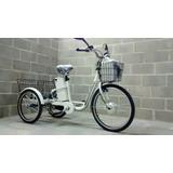 Triciclo Elétrico Bike Elétrica Magias Italiane