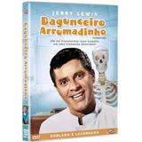 Bagunceiro Arrumadinho - Dvd - Jerry Lewis - Glenda Farrell