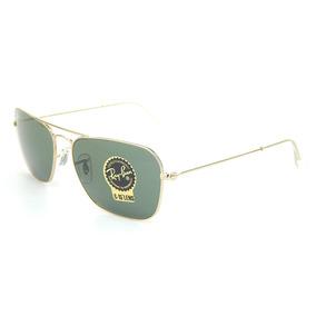 Óculos New Ray Ban Caravan Rb3136 001 Arti - 92564 3b3602cb8e
