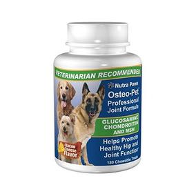 180ct Valor Del Tamaño De Osteo-pet Glucosamina Condroitina