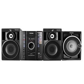 Mini System Semp Toshiba Ms8080mus Com 800w Rms, Cd/mp3 Play