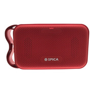 Parlante Spica Sp Bt1600 Bluetooth 4.2 Stereo