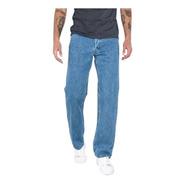 Pantalon Oggi Jeans Corte Relajado Para Hombre Hard Ring