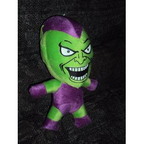 Peluche De Duende Verde Spiderman Joker Batman Hulk Thor