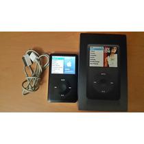 Ipod Classic 160gb,caja,cable Usb Original, Buen Estado!!